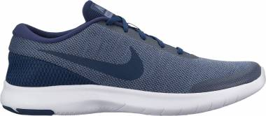 Nike Flex Experience RN 7 - Midnight Navy/Light Carbon