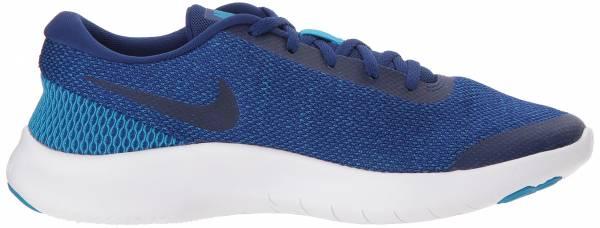 Nike Flex Experience RN 7 - Multicolore Deep Royal Blue Blue Hero White 403 (908985403)