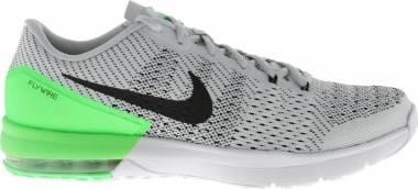 Nike Air Max Typha - Plateado (Plateado (Pure Platinum/Black-rage Green-white)) (820198003)