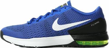 outlet store 11791 4f8d9 Nike Air Max Typha Racer Blue White Volt Black Men