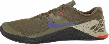 Nike Metcon 4 - Olive Canvas/Indigo Burst/Black/Neutral Olive