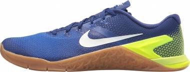 Nike Metcon 4 - blauw (AH7453701)