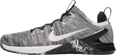 Nike Metcon DSX Flyknit 2 - Olive Canvas/Light Silver (924423001)