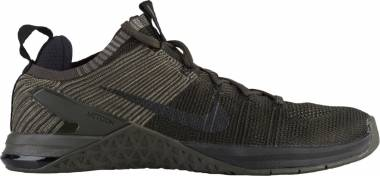 Nike Metcon DSX Flyknit 2 - Dark Stucco/Black/Newsprint