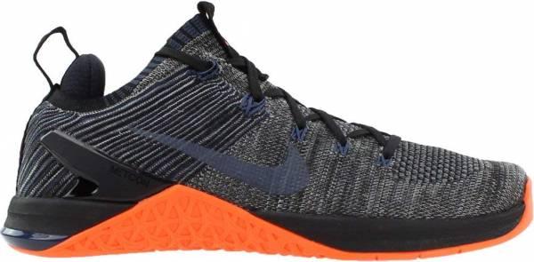 Nike Metcon DSX Flyknit 2 - Black / Thunder Blue (924423045)