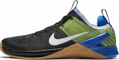 new concept 439c2 5be4a Nike Metcon DSX Flyknit 2 black white racer blue volt Men
