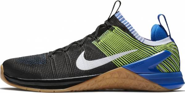 Nike Metcon DSX Flyknit 2 - Black/White/Racer Blue/Volt (924423006)