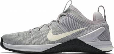 Nike Metcon DSX Flyknit 2 Matte Silver/Sail/Atmosphere Grey Men