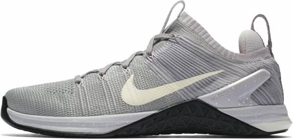 Nike Metcon DSX Flyknit 2 Matte Silver/White