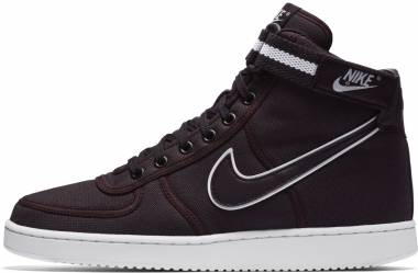 Nike Vandal High Supreme - Red Burgundy Ash Burgundy Ash White 600 (318330003)