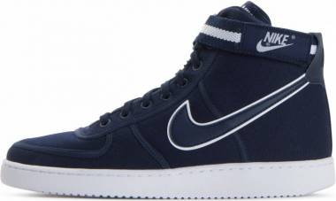 Nike Vandal High Supreme - Grey Obsidian Obsidian White 402