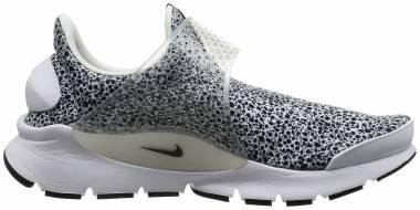 Nike Sock Dart QS - White Black