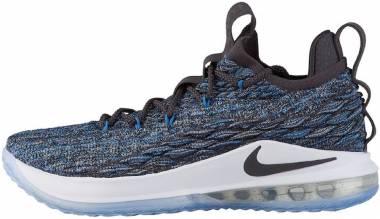 Nike LeBron 15 Low - Blue (AO1755400)