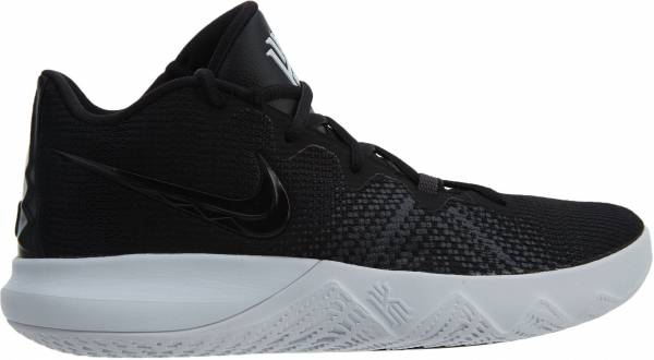new product 5b586 81c1a Nike Kyrie Flytrap Black White Volt 001