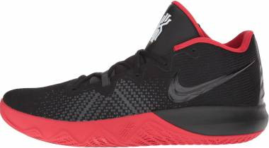 buy online c0280 6a0bc Nike Kyrie Flytrap Black White University Red Men