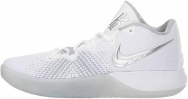 Nike Kyrie Flytrap WHITE/SILVER Men