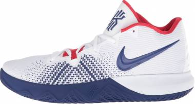 Nike Kyrie Flytrap - Multicolore (White/Deep Royal Blue/University Red 001)