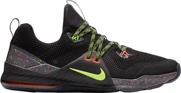 huge selection of cb627 4f1fd Nike Zoom Train Command Black (Black Volt Dark Grey Black)