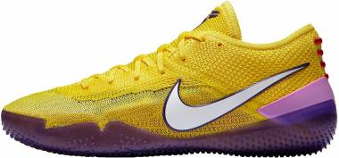 Nike Kobe AD NXT 360 Yellow Strike, White Men