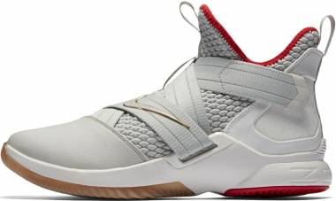Nike LeBron Soldier 12 Light Bone/Light Bone Men