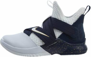 Nike LeBron Soldier 12 Blue Men