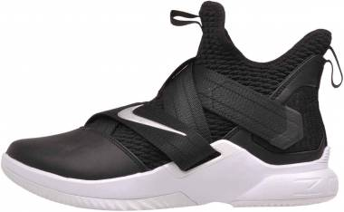 buy popular d3c83 bbbab Nike LeBron Soldier 12