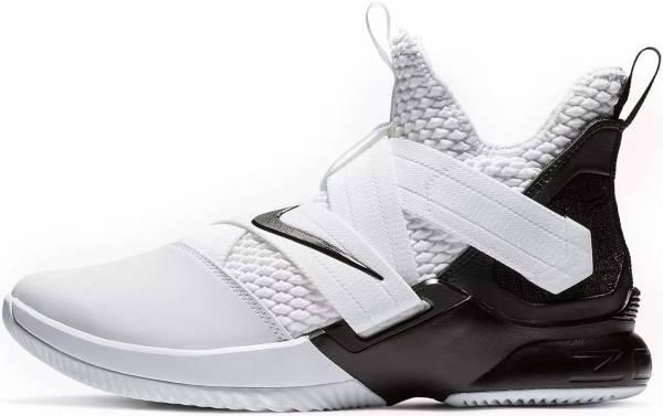 Nike LeBron Soldier 12 - White (AT3872101)