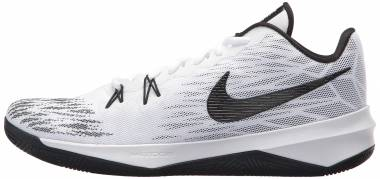 Nike Zoom Evidence II Bianco (White / Black 100) Men