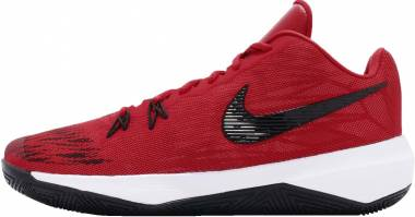 Nike Zoom Evidence II Gym Red/Black-white Men