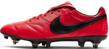 Nike Premier II Anti-Clog Traction SG-Pro - Rød (921397616)