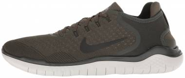 Nike Free RN 2018 - Green (942836300)