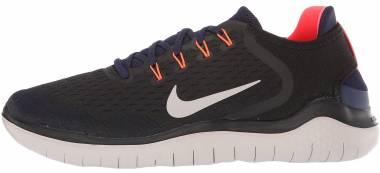Nike Free RN 2018 - Black (942836010)