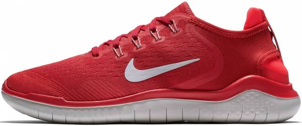 Nike Free RN 2018 - Speed Red Vast Grey