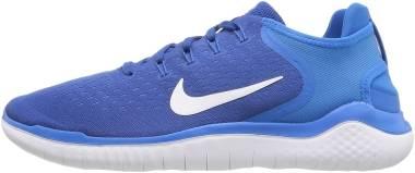 Nike Free RN 2018 Team Royal/White/Photo Blue Men