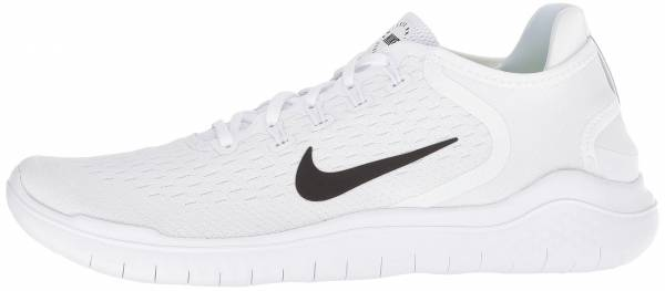 Nike Free RN 2018 - White/Black (942836100)
