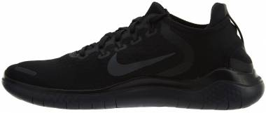 Nike Free RN 2018 - Black/Anthracite (776266102)
