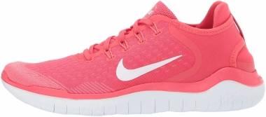 Nike Free RN 2018 - Pink (942837801)