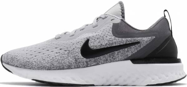 new arrival 7282f 1657c Nike Odyssey React Wolf Grey Black Dark Grey Pure Platinum