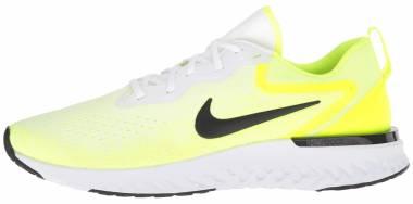 Nike Odyssey React - White/Black-Volt (AO9819103)