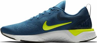 innovative design 9a9bf a2804 Nike Odyssey React Green Abyss Volt-blue Force-white Men