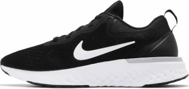 Nike Odyssey React Black/White/Wolf Grey Men