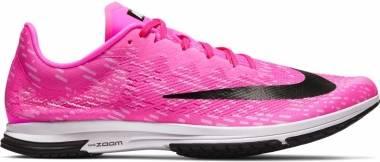 Nike Air Zoom Streak LT 4 - Pink Blast/Black-pink Rise-white