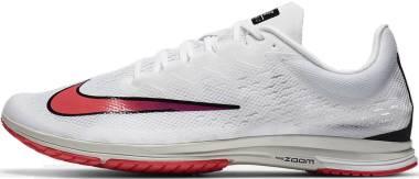Nike Air Zoom Streak LT 4 - White/Crimson (924514100)