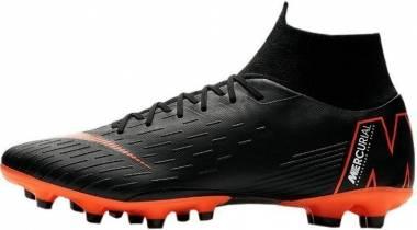buy popular a29e0 d44eb Nike Mercurial Superfly VI Pro AG-PRO Black Men