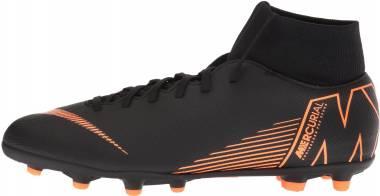Nike Mercurial Superfly VI Club Multi-ground - Black (AH7363081)