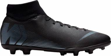 Nike Mercurial Superfly VI Club Multi-ground - Black (AH7363001)