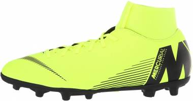 Nike Mercurial Superfly VI Club Multi-ground - Green Volt Black 701 (AH7363701)
