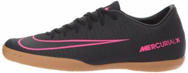 Nike MercurialX Victory VI Indoor - Black/Black (831966006)