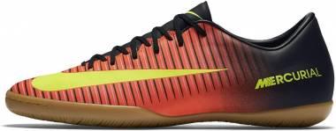 Nike MercurialX Victory VI Indoor - Arancione Total Crimson Vlt Blk Pnk Blst