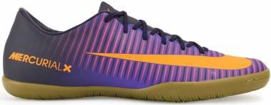Nike MercurialX Victory VI Indoor Lila/Orange Men